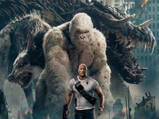 Film Rampage avec Dwayne Johnson