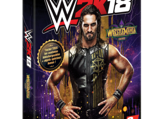 jeu vidéo 2K18 Wrestlemania