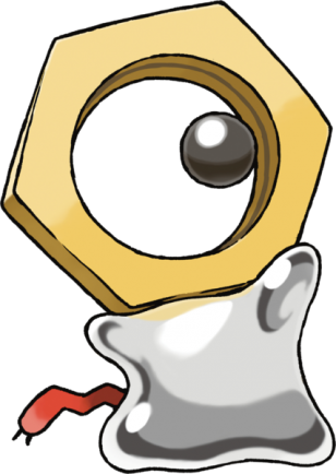 Pokémon 808-Meltan