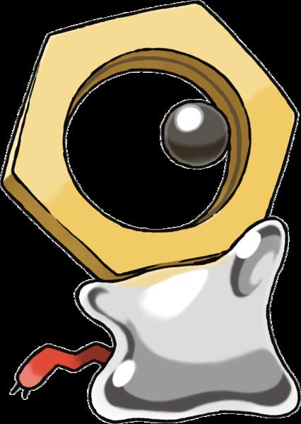 Pokémon 808-Meltan
