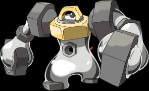 Pokémon 809-Melmetal