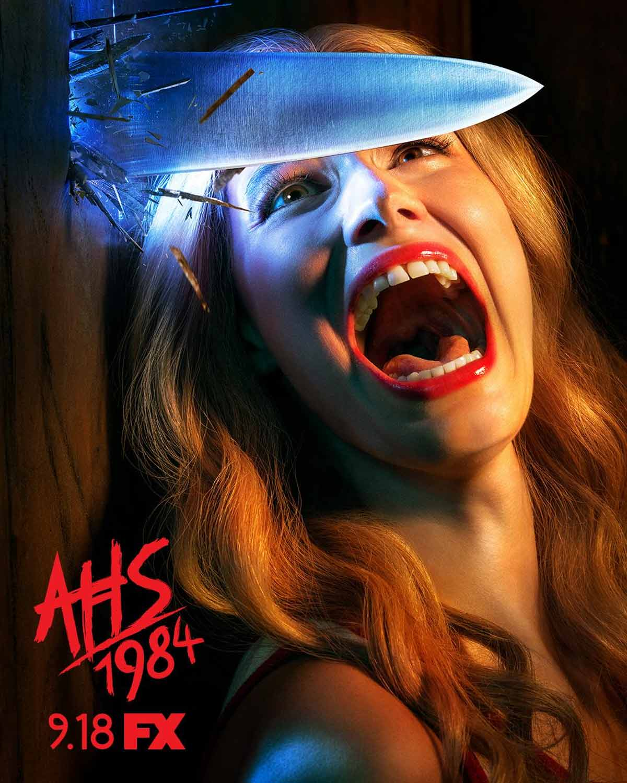 AHS affiche saison 9