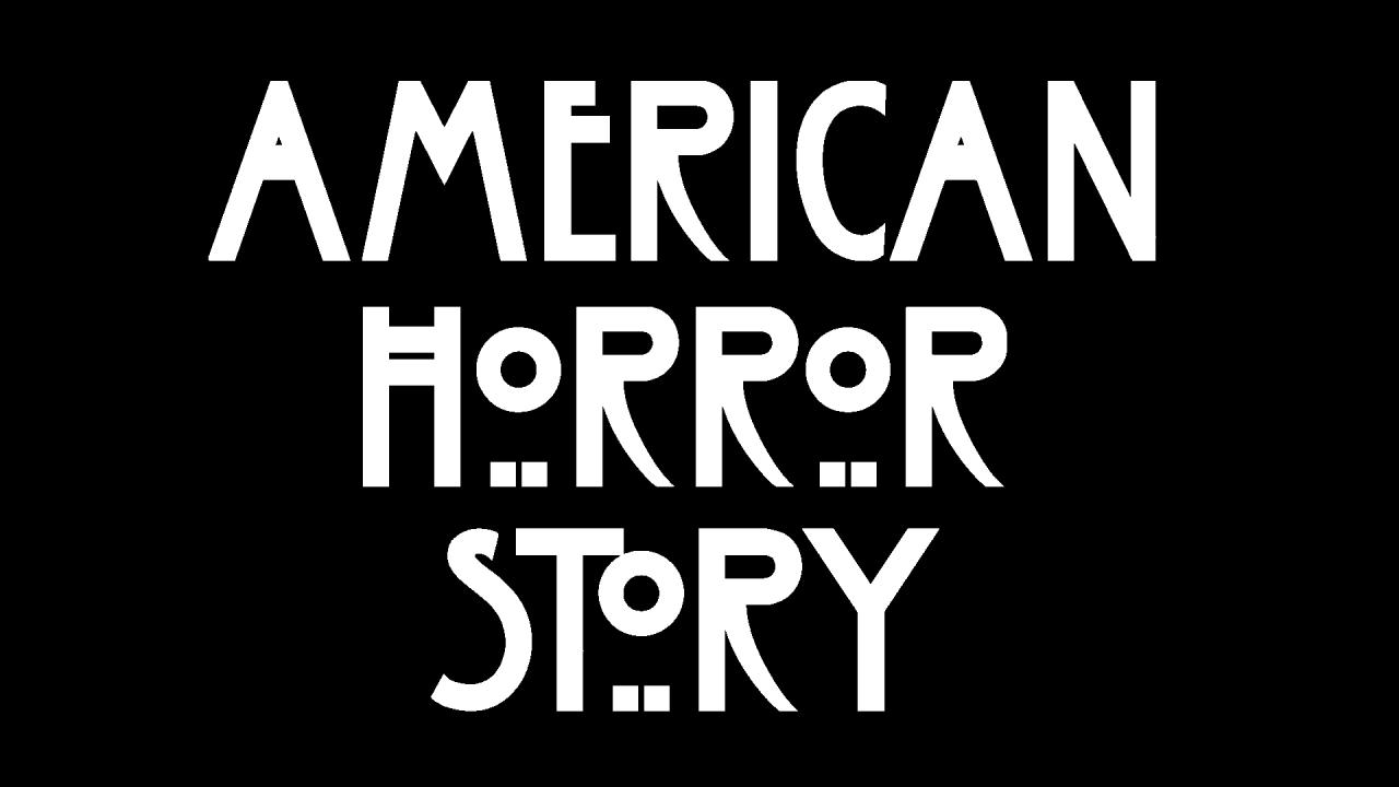 AHS logo série horreur