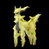 Arceus Shiny