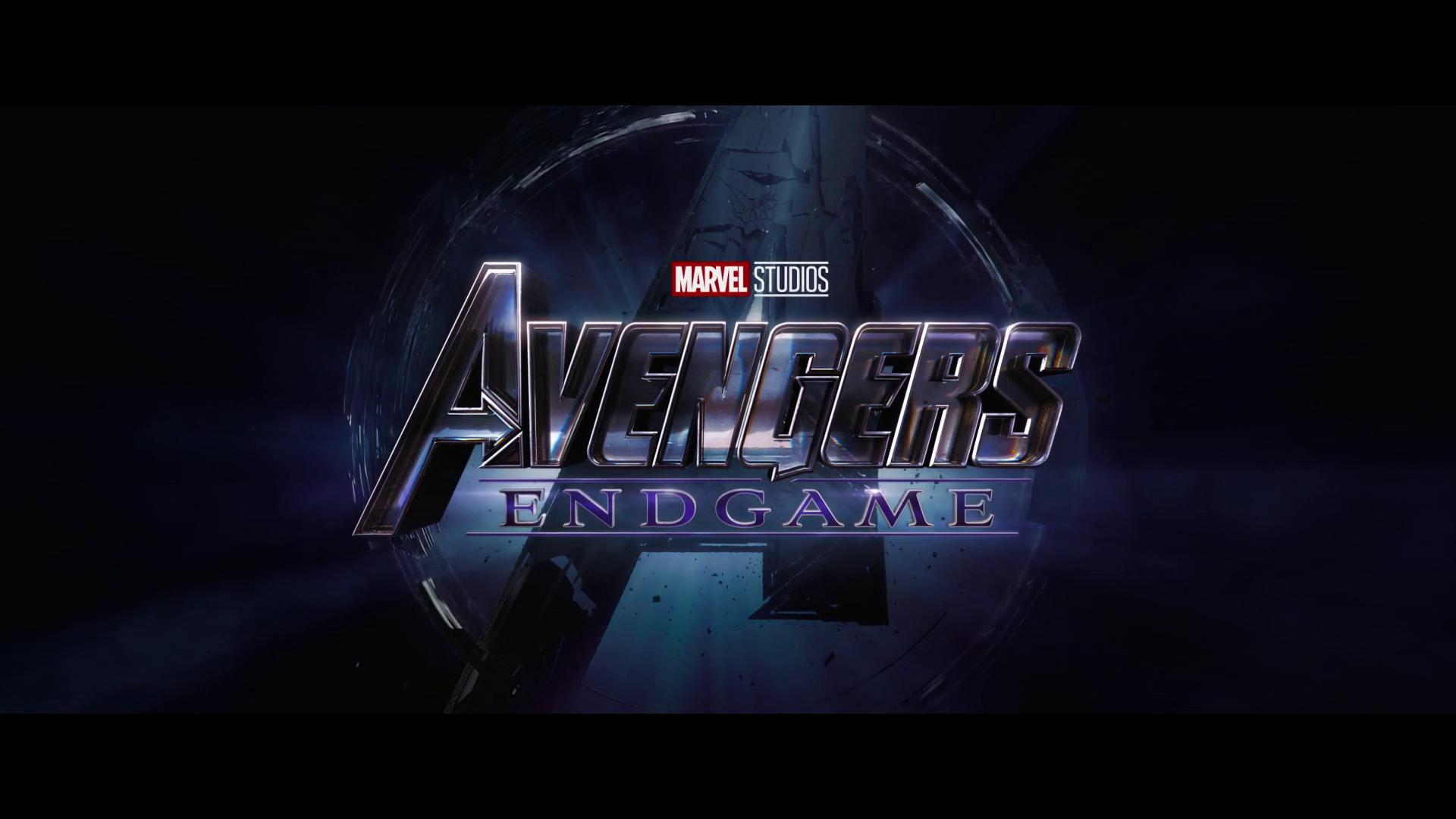 Avengers ENDGAME bande-annonce officielle