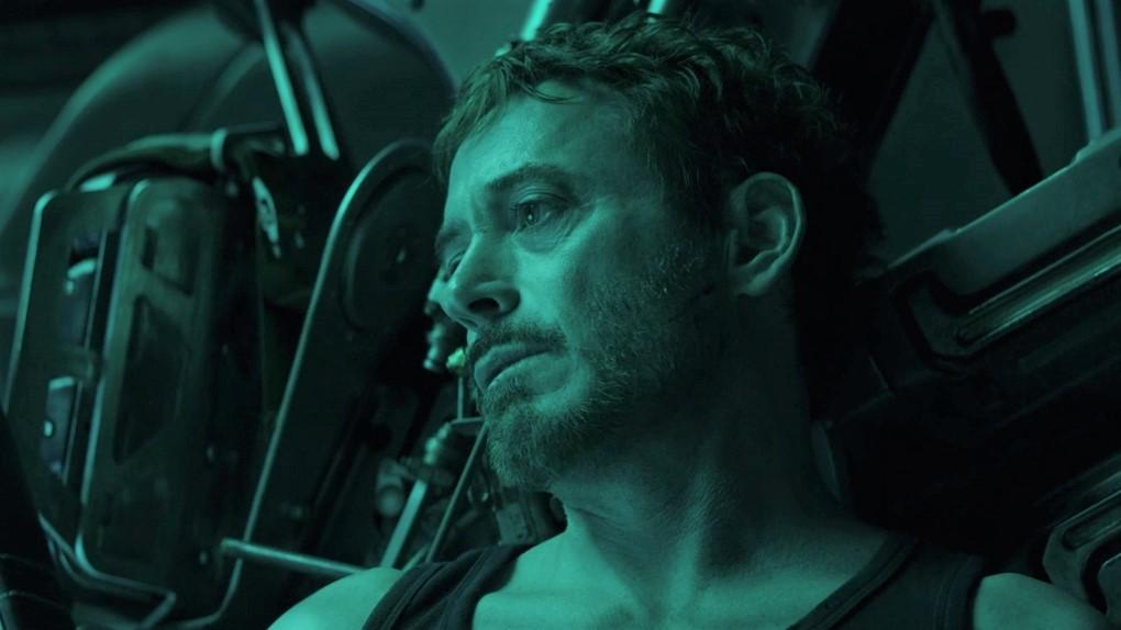 Avengers Endgame IronMan