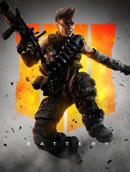 Black Ops 4 Battery