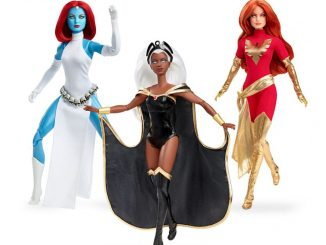 Barbie Marvel X-Men