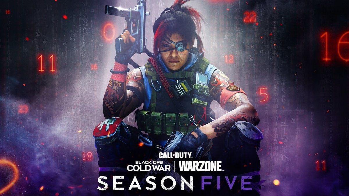La Saison 5 se dévoile sur Call of Duty Warzone