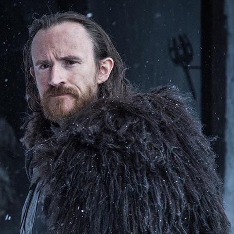 Personnage Game of Thrones Eddison Tollett