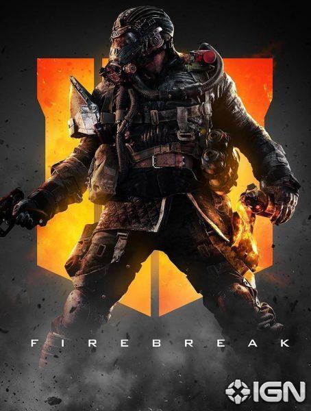 Black Ops 4 Firebreak
