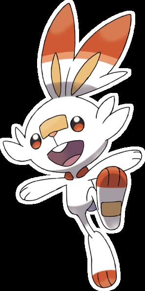 Pokémon starter génération 8 Flambino