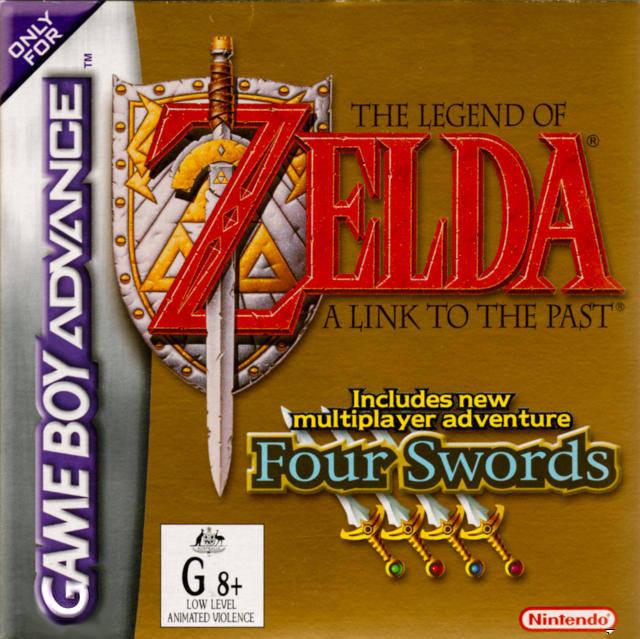 Four Sword (GBA)