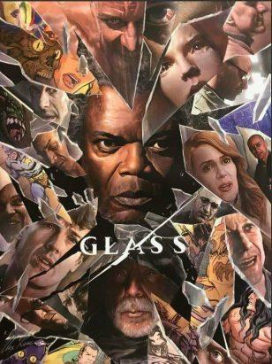 sortie du film GLASS