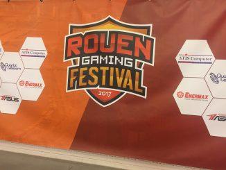 Le Rouen Gaming Festival