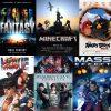 Jeux vidéo en film animé