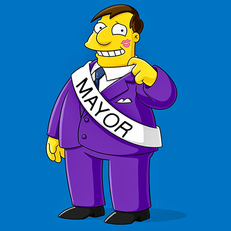 Personnage Joe Quimby