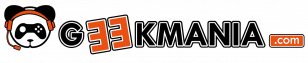 Logotype G33kmania site de geeks