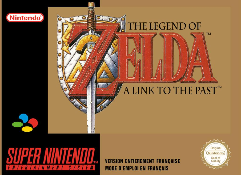The Legend of Zelda - Link to the Past (SNES)