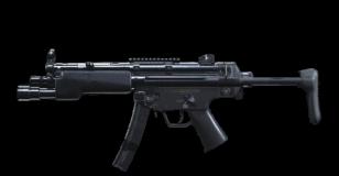 MP5 call of duty