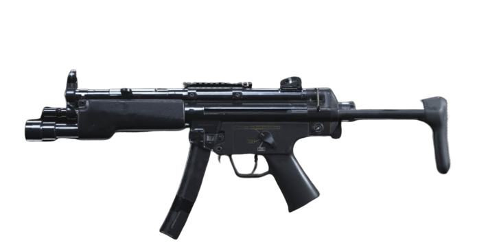 MP5 call of duty