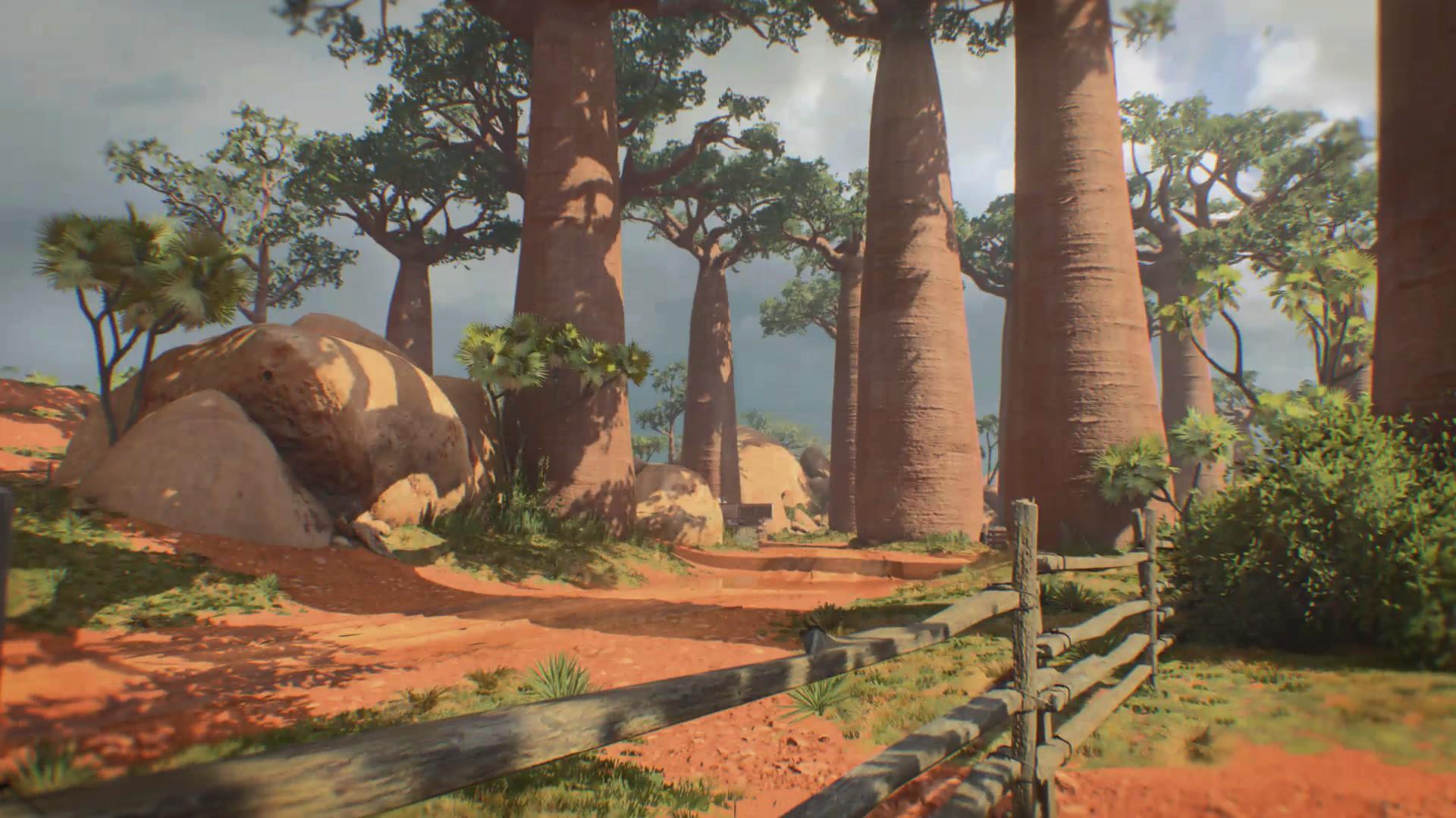 Map Madagascar sur Black Ops 4