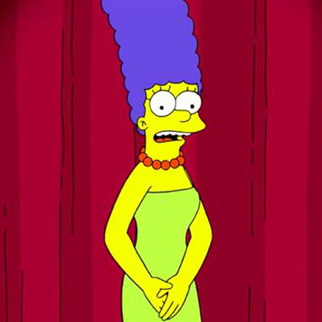 Personnage Marge Simpson