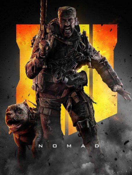 Black Ops 4 Nomad