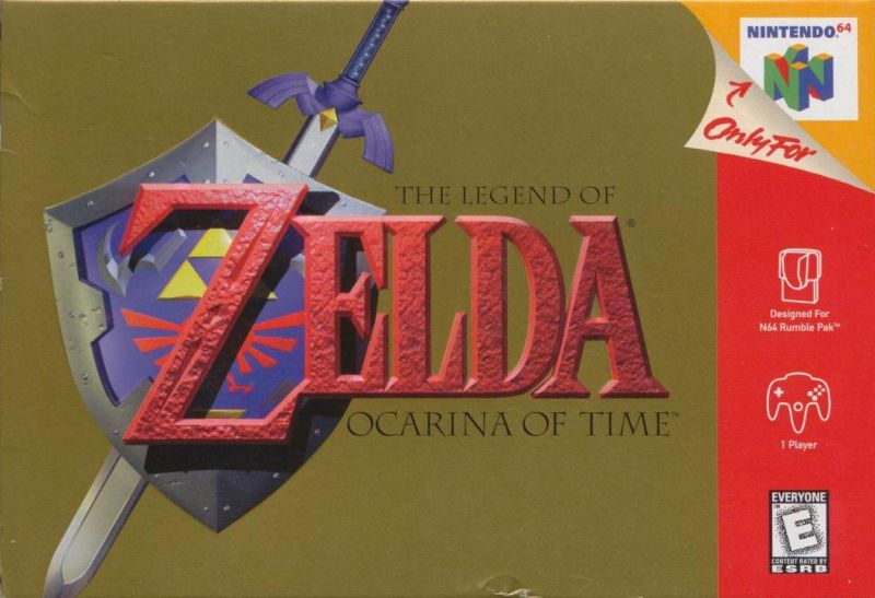 Ocarina of Time (N64 / 3DS)