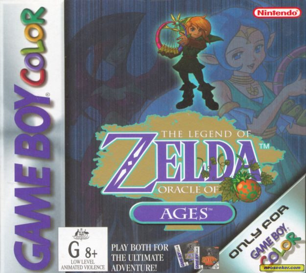 Oracle of Ages (GBC)