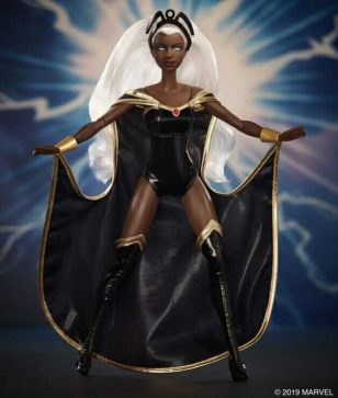Pourpée Barbie X-Men Tornade