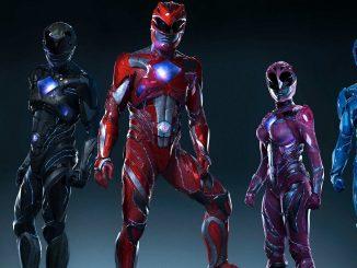 Power Rangers : dépoussiérage et nouveau look !