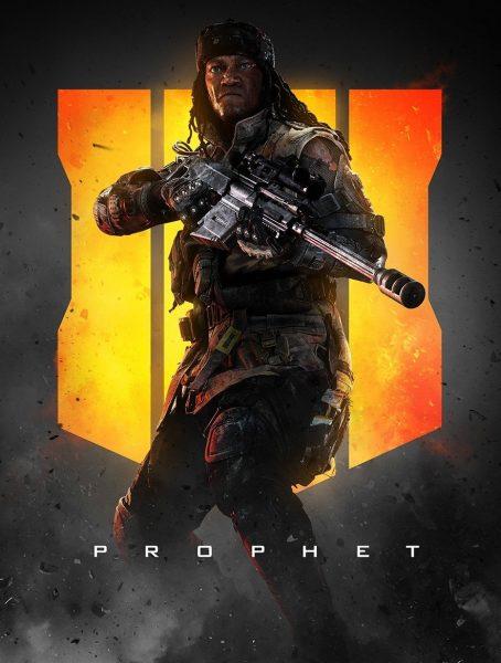 Black Ops 4 Prophet