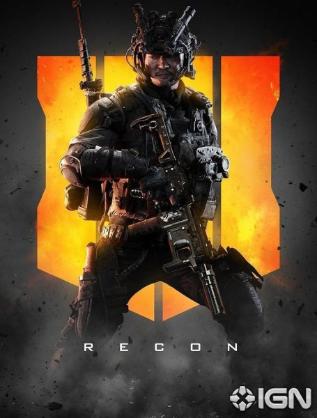 Black Ops 4 Recon