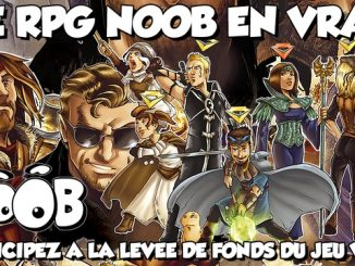 Crowdfunding Noob : le projet avance