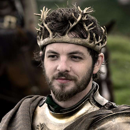 Personnage Game of THrones Renly Barathéon