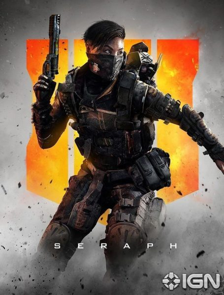 Black Ops 4 Seraph