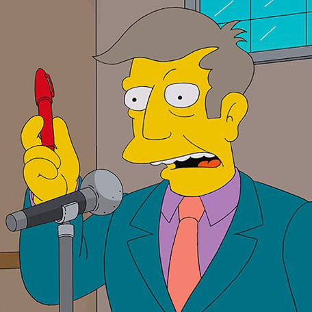 Personnage Seymour Skinner