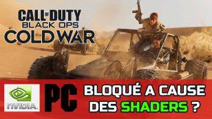La solution à vos problemes de Shaders Call of Duty BlackOps Coldwar