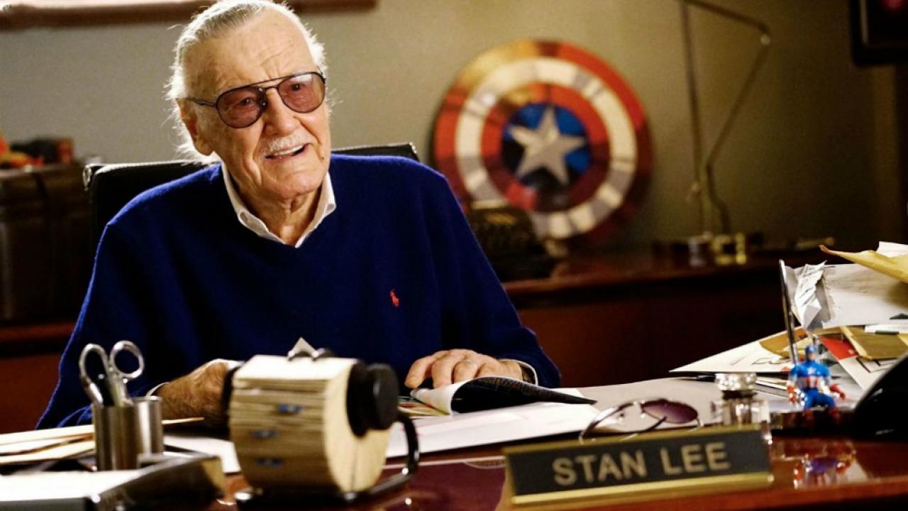 Stan Lee est mort