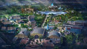 Star Wars Land ouvre ses portes à Disneyland Paris
