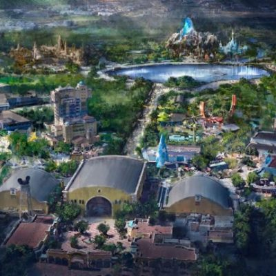 Star Wars Land ouvre ses portes à Disneyland Paris