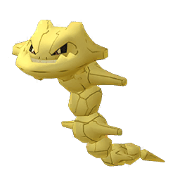 Steelix Shiny
