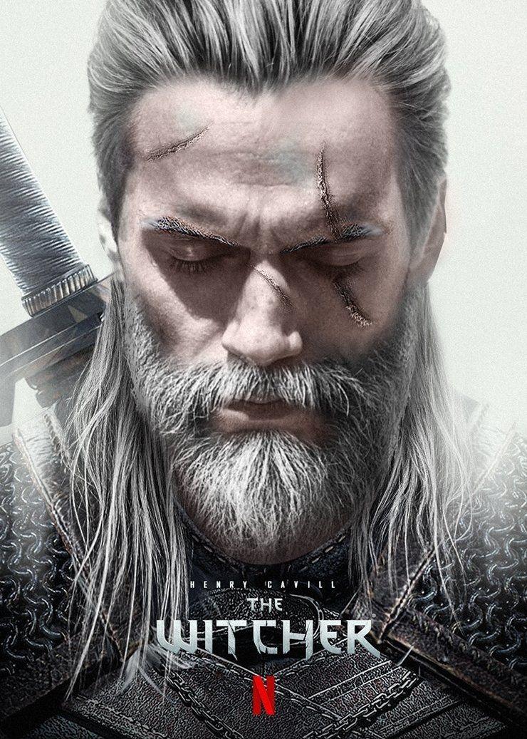 Série Netflix The Witcher