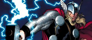Thor comics marvel