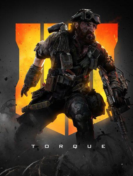Black Ops 4 Torque