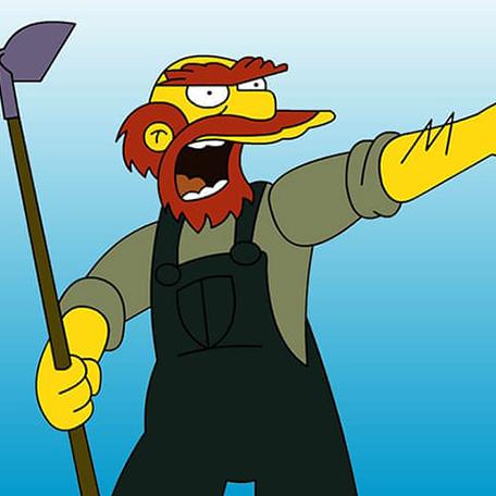 Personnage Willie (Les Simpson)