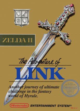 Zelda 2 : The Adventure of Link (NES)