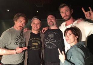 acteurs des films avengers
