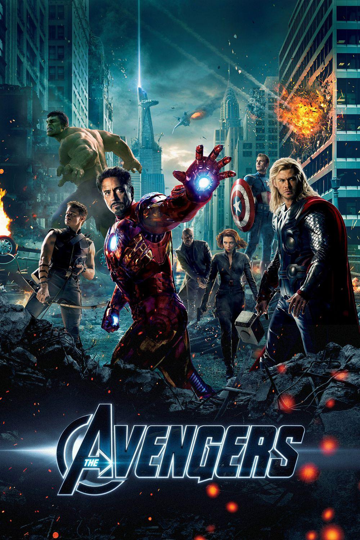 affiche film avengers